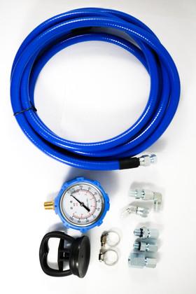 FORD POWERSTROKE 73L & 6.0L FUEL & OIL PRESSURE TEST TOOL SET