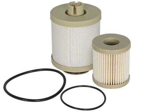 aFe ProGuard D2 Fluid Filters Fuel F/F FUEL Ford Diesel Trucks 03-07 V8-6.0L (td)
