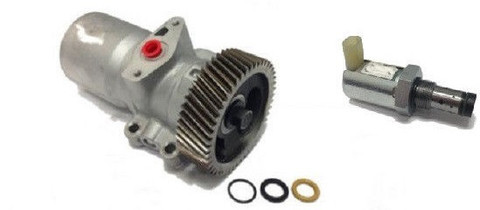 2003-2004.5 FORD 6.0L POWERSTROKE DIESEL ALUMINUM HIGH PRESSURE OIL PUMP With IPR
