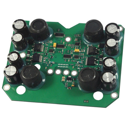 2004.5-2010 FORD POWERSTROKE FUEL INJECTION CONTROL MODULE (FICM) 4PIN  CIRCUIT BOARD
