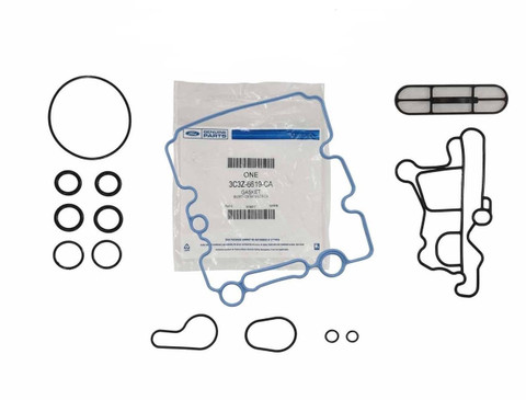 2003-2007 FORD 6.0L POWERSTROKE OIL COOLER GASKET KIT