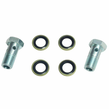 2003-2007 FORD 6.0L POWERSTROKE UPGRADED FUEL BANJO BOLTS 6.4L STYLE