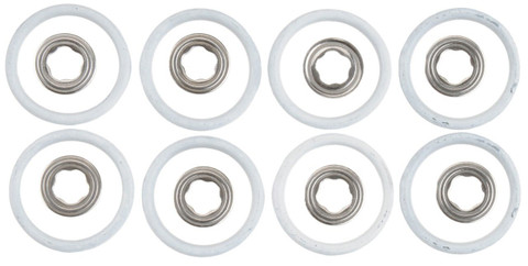 2008-2010  FORD 6.4L POWERSTROKE INJECTOR O-RING KIT (SET OF 8)