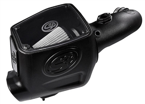 S&B Intake 6.4 Powerstroke 08 - 10 (dry filter)