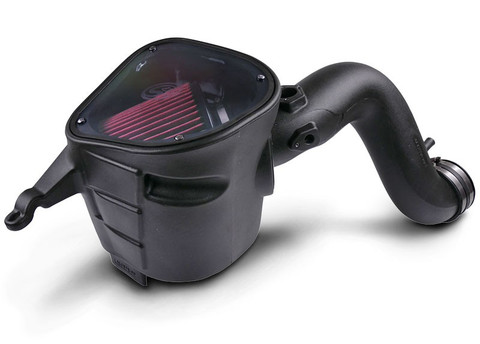 S&B COLD AIR INTAKE FOR 2007-2009 DODGE 6.7L CUMMINS (CLEANABLE FILTER)
