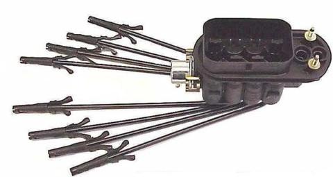 1996-2002 CADILLAC, CHEVY, GMC 5.0L & 5.7L SCPI VORTEC SPIDER FUEL INJECTOR