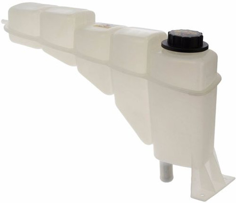 1999-2003 7.3L FORD POWERSTROKE COOLANT RADIATOR RESERVOIR TANK WITH CAP