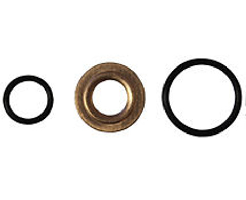 2001-2004 CHEVY/GMC DURAMAX 6.6L LB7DIESEL INJECTOR O-RING SEAL KIT WITH CRUSH WASHER