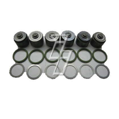 II P7100 LASER CUT DELIVERY VALVES W/ WASHERS AND GASKETS 94 -98 5.9L CUMMINS