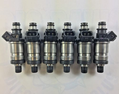 1996-2001 ACURA & HONDA 1.8L 3.2L 3.5L FUEL INJECTORS  06164-P5M-000 / 06164-P2J-000 SET OF 6