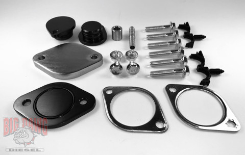 EGR RACE KIT FOR 2008-2010 FORD POWERSTROKE 6.4L (BASIC KIT)