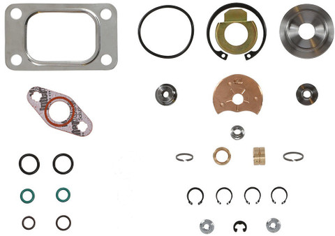 2003-2007 DODGE CUMMINS ISB 5.9L DIESEL TURBOCHARGER HX35 HY35W HE351CW  BASIC TURBO REBUILD KIT