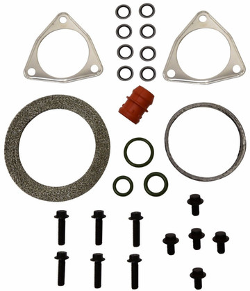 2008-2010 FORD POWERSTROKE 6.4L DIESEL TURBOCHARGER HARDWARE MOUNTING GASKET KIT