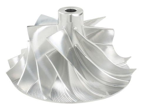 2008-2010 FORD 6.4L POWERSTROKE DIESEL TURBO V2S HIGH PRESSURE BILLET COMPRESSOR WHEEL 7+7 BLADE