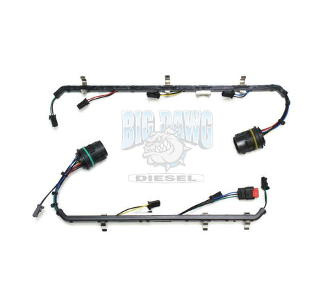 2008-2010 FORD 6.4L POWERSTROKE FUEL INJECTOR WIRING HARNESS LEFT AND RIGHT SIDE