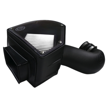 S&B COLD AIR INTAKE FOR 1994-2002 DODGE 5.9L CUMMINS (DRY FILTER)