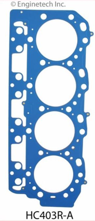"2001-2010 CHEVY DURAMAX GASKET-CYLINDER HEAD RH .0370"" THICKNESS"