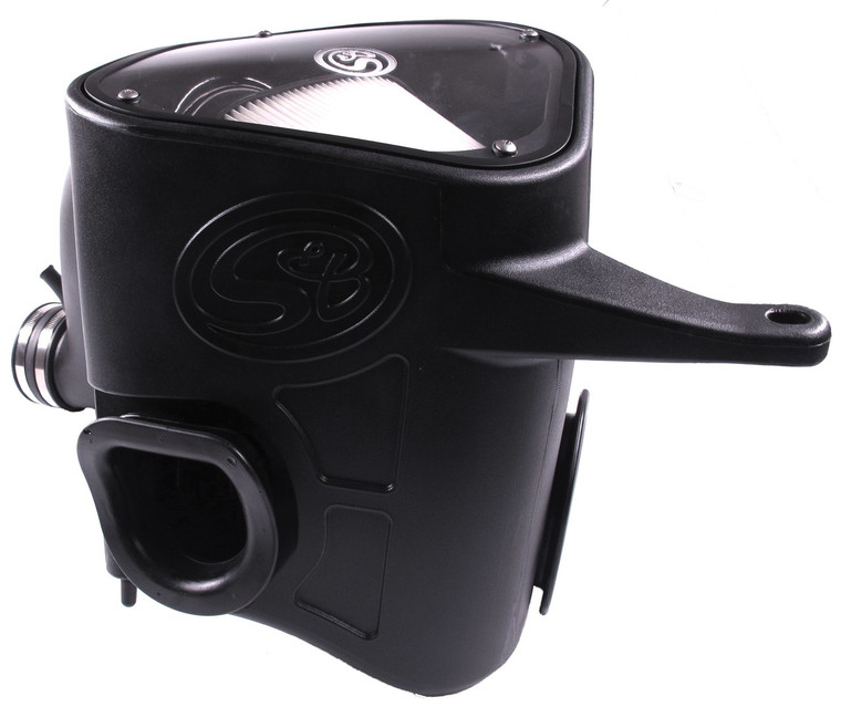 S&B COLD AIR INTAKE FOR 2013-2018 DODGE 6.7L CUMMINS (DRY FILTER)
