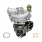 1999.5 -2003 FORD POWERSTROKE 7.3L NEW STOCK TURBOCHARGER GTP38 WITH EBPV EXHAUST OUTLET PLATE VALVE AND CAST WHEEL 5+5