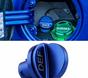 2013-2017 DODGE CUMMINS 6.7L DIESEL ALUMINUM DEF CAP BLUE