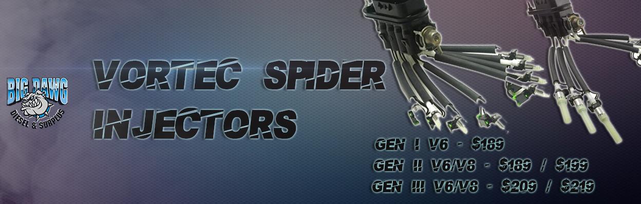 Vortec Spider