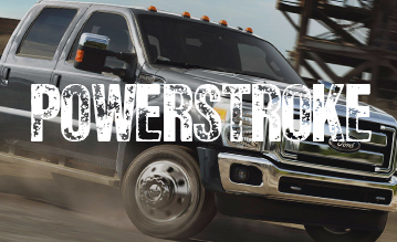 powerstroke injectors