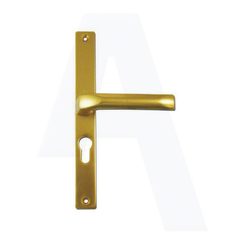 Hoppe UPVC Lever/Lever Door Handle PZ48mm 215mm Screw Centres