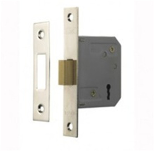 Era 472/572  3 Lever Deadlocks Chrome