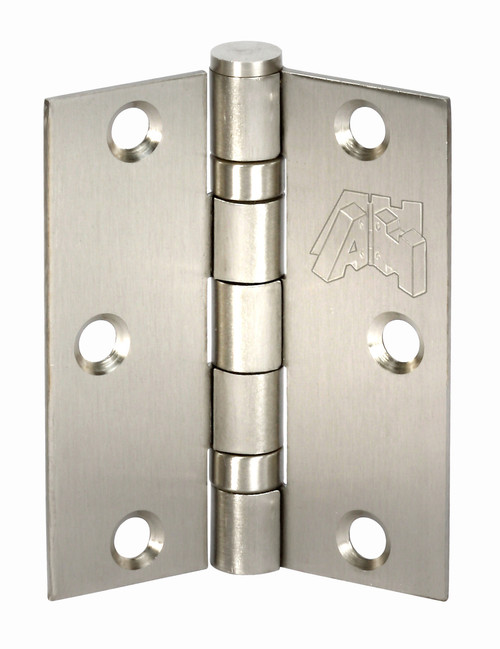 "Access Hardware 3"" Double Ball Bearing Hinge Fire Rated"
