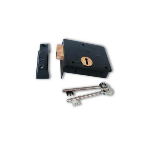 UNION 1139  3 Lever Rim Deadlock 152mm