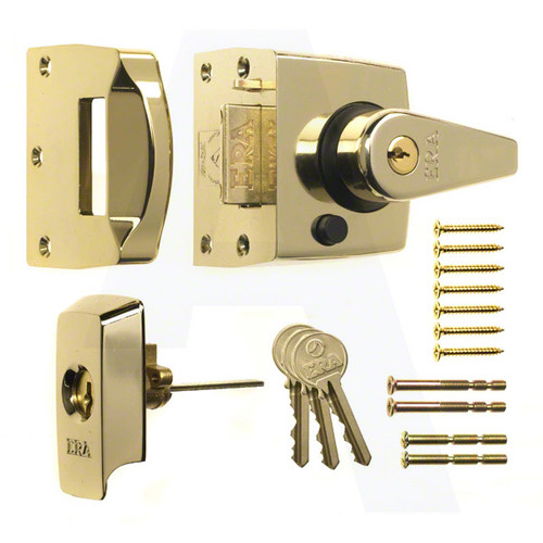 Era 1830 & 1930 BS8621:2004 High Security Nightlatches