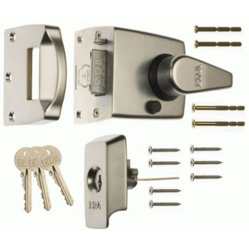 Era 1530 & 1730 BS8621:2004 High Security Keyless Escape Nightlatches