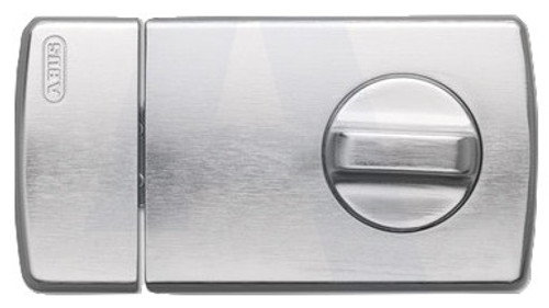 ABUS 2110 Rim Deadbolts Silver