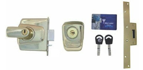 Ingersoll London Line SC100 Auto Deadlocking Nightlatch BS3621:2007