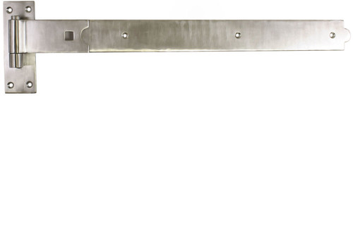 Stainless Steel Straight Hook and Band Hinges Grade A4/316 450mm or 600mm