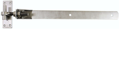 Stainless Steel Adjustable Hook and Band Hinges Grade A4/316 600mm