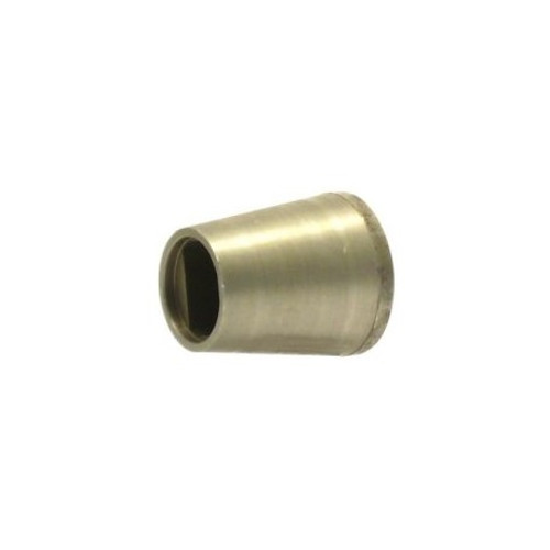 Steel Housing for Round Faced Bullet Lock