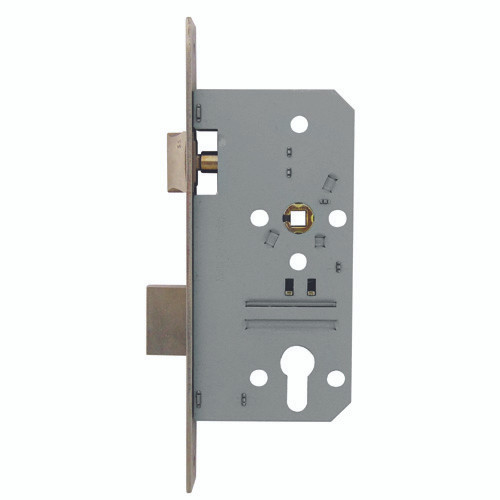 Stanley 250 Euro Mortice Sash Lock Cases Radius or Square Faceplates Stainless Steel Finish