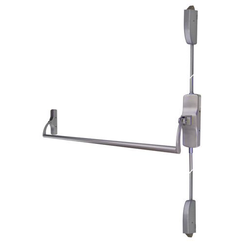 Stanley SGPD100VR Surface Vertical Rod Exit Device,Push Bar Latch