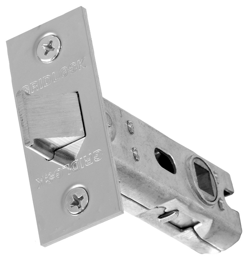 Gridlock Tubular Mortice Latches Square