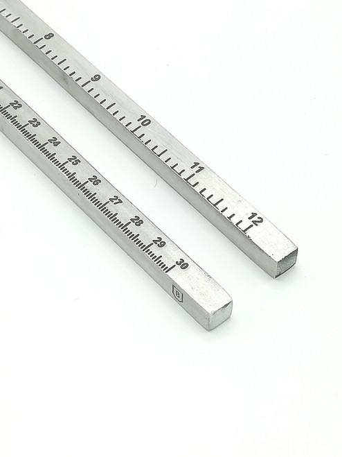 Aluminium Measuring Rod