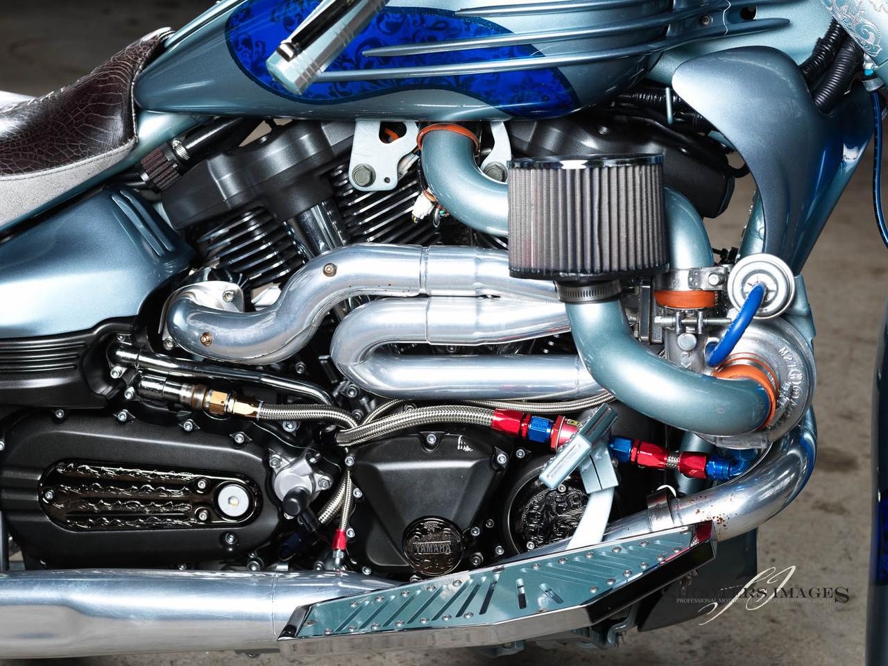 Blacksmith Anvil 118 CI Turbo Stage 1 Big Bore kit XV1900 Roadliner,  Stratoliner, Raider