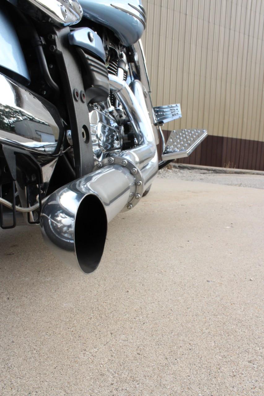 Blacksmith Motoring Phantom Bagger Snub Nose .38 Exhaust System
