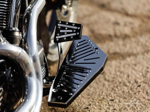 Blacksmith Phantom Vader Pedal Yamaha