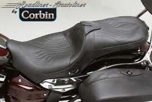 Corbin Dual Tour Saddle Yamaha Roadliner & Stratoliner