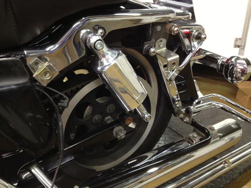 Phantom Air on Harley Davidson Big V Twin touring