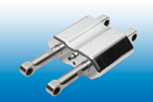 Phantom Anvil Mono Dual Chamber cylinder HD Softail