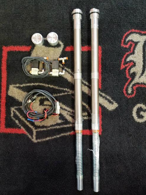 Blacksmith Anvil drop in air Strut system Suzuki Volusia/C50