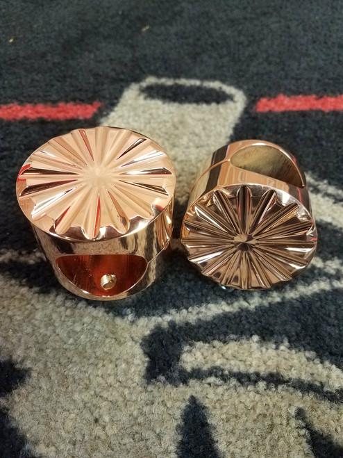 Blacksmith Vegas Roulette 1.50 inch Risers. Copper