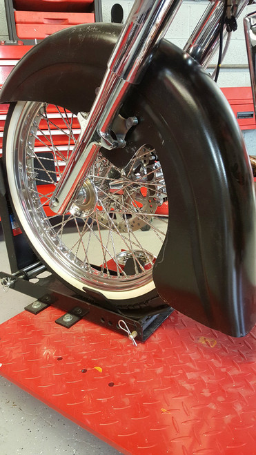 "Retroliner Classic Front fender 21"" Wheel with fender supports For Suzuki C50 series, Volusia, VL800, M50"